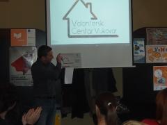 Otvorenje Volonterskog centra Vukovar