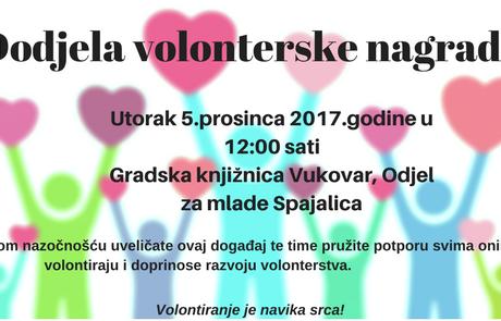 Dodjela volonterske nagrade (2)