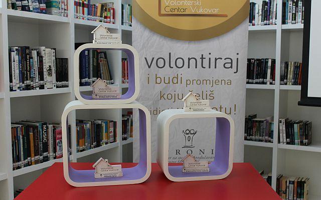 Volonterski centar Vukovar – Uručene volonterske nagrade za